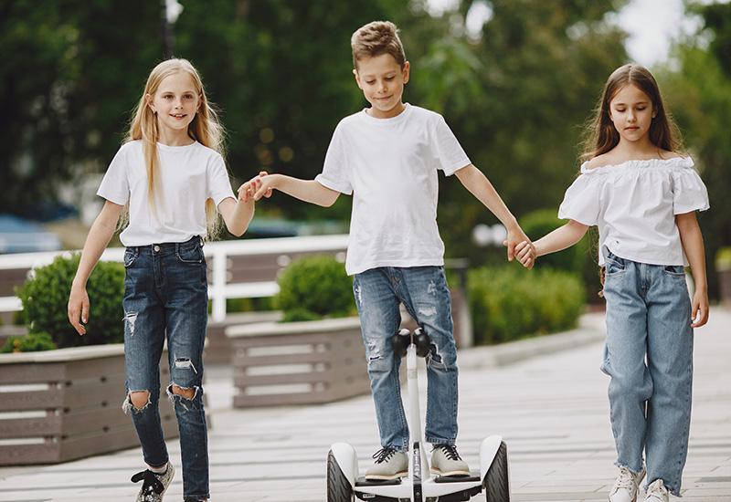 Hoverboards para niños