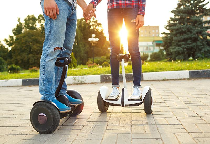 Hoverboards con bluetooth