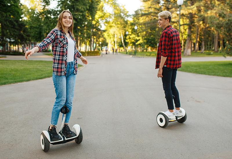 Hoverboards todoterreno